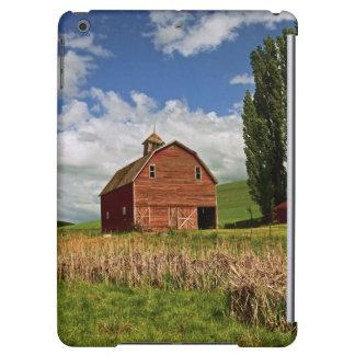A ride through the farm country of Palouse iPad Air Cover