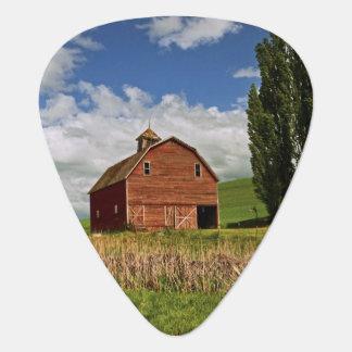 A ride through the farm country of Palouse Plectrum