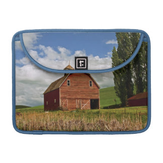 A ride through the farm country of Palouse Sleeve For MacBooks