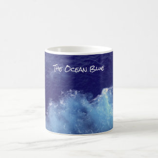 """A Rising Wave"" 11 or 15 oz. Coffee Mug"