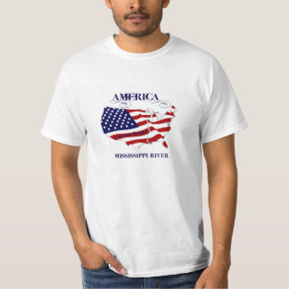 A River Runs Through It T-Shirt