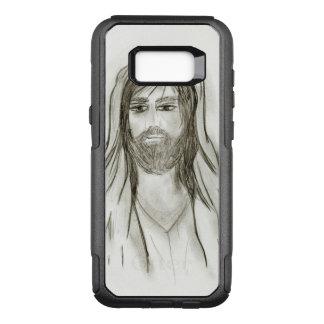 A Robed Jesus OtterBox Commuter Samsung Galaxy S8+ Case