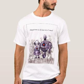 A Robots Love T-Shirt