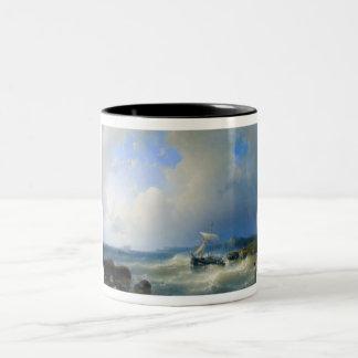 A Rocky Coast Mug