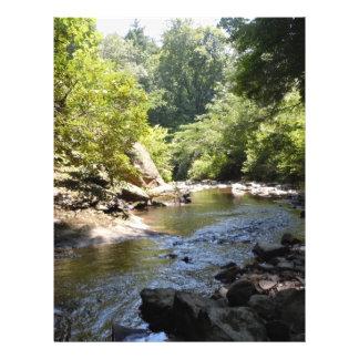 A Rocky Creek 21.5 Cm X 28 Cm Flyer