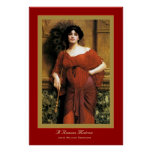 A Roman Matron Posters