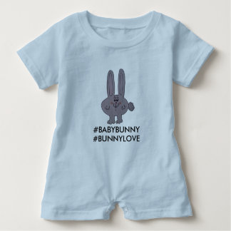 """A romper for your """"Baby Bunny"""" Baby Bodysuit"""
