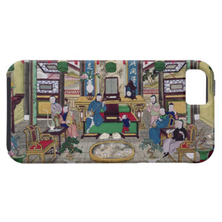 A Room in the House of Mr. Kong, a Peking Merchant iPhone 5 Cover