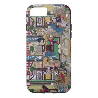 A Room in the House of Mr. Kong, a Peking Merchant iPhone 7 Case