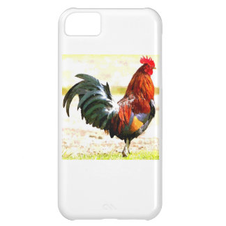 A Rooster iPhone 5C Case