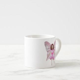 A Rose Fairy Espresso Mug