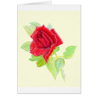 A Rose for Trinity Cards
