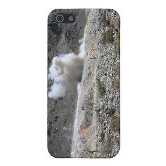 A round from an AT-4 small rocket launcher iPhone 5/5S Cover
