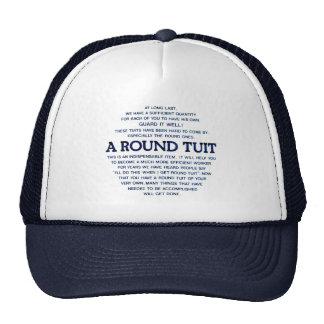 A Round Tuit Trucker Hats