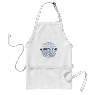 A Round Tuit Standard Apron