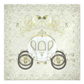 A Royal Event / Party - SRF 13 Cm X 13 Cm Square Invitation Card