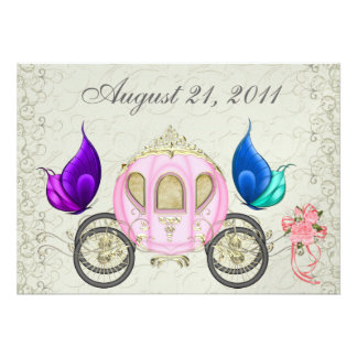 A Royal Party - SRF Personalized Announcement