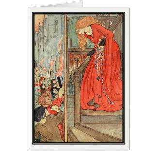 A Royal Princess by Florence Harrison Card