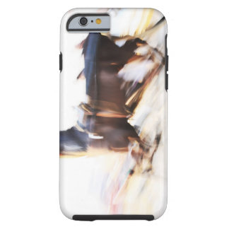 A running horse at a high speed is competing in tough iPhone 6 case