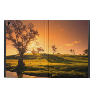 A rural Adelaide Hills landscape Case For iPad Air