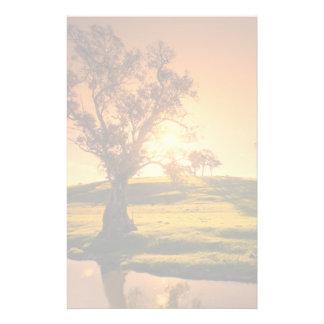 A rural Adelaide Hills landscape Stationery