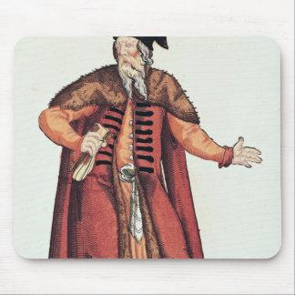 A Russian Merchant Mouse Pad