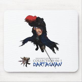A S Collection 06-1 Dartagnan 마우스 패드