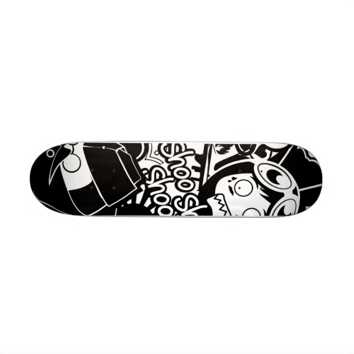 A.S.D Pattern Skate Decks