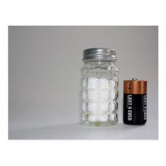 A Salt and Battery Postcards