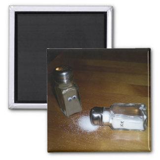 A-salt-ed Square Magnet