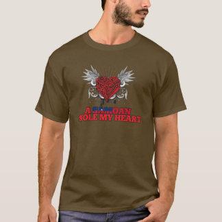 A Samoan Stole my Heart T-Shirt