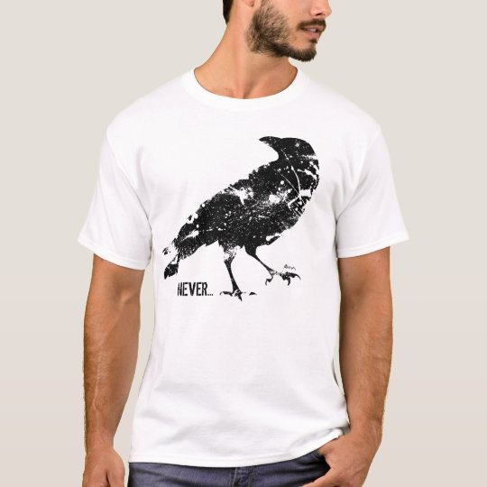 A Sample of TQ's Crow Shirts - More