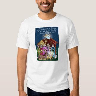 A Saviour is Born! T Shirt