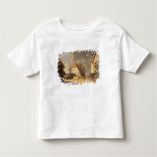 A Scene from 'The Maid of the Mill', 1765 (oil on Toddler T-Shirt