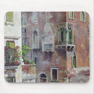 A Scene in Venice Mouse Mat