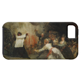 A Scene of Exorcism (see also 59715) iPhone 5 Case