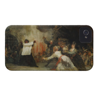 A Scene of Exorcism (see also 59715) iPhone 4 Cover