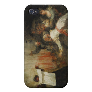 A Scene of Exorcism (see also 59715) iPhone 4 Covers