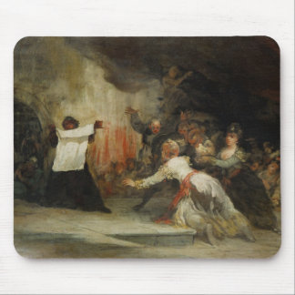 A Scene of Exorcism (see also 59715) Mouse Pad