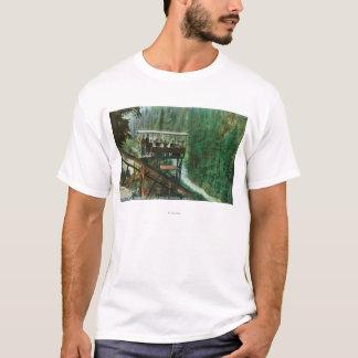 A Scenic Railway Along the Sacramento River T-Shirt