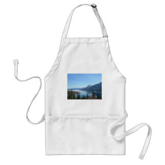 A Scenic View in Skagway, Alaska Aprons