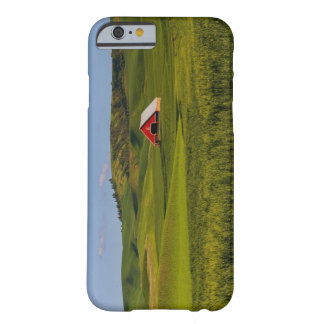A scenic view of a barn in Moscow Idaho. Barely There iPhone 6 Case