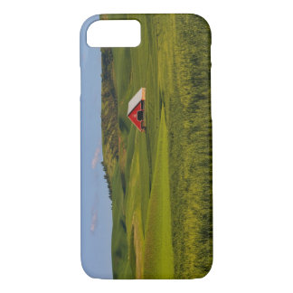 A scenic view of a barn in Moscow Idaho. iPhone 8/7 Case