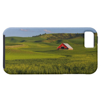 A scenic view of a barn in Moscow Idaho. Tough iPhone 5 Case