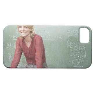 A school teacher barely there iPhone 5 case