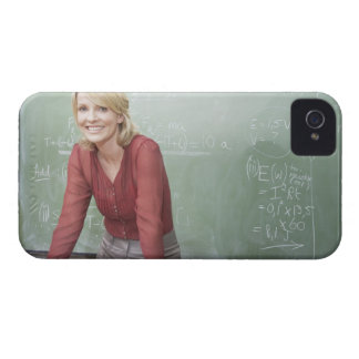 A school teacher iPhone 4 Case-Mate case