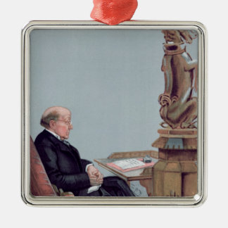 A Scots Lawyer Christmas Ornament