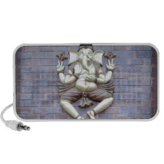 A sculpture of Hindu God Ganesha PC Speakers