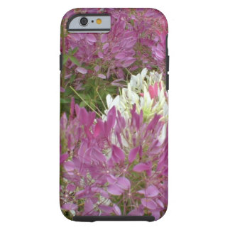 A sea of purple flowers in full bloom summertime tough iPhone 6 case