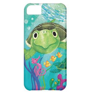 A Sea Turtle Rescue iPhone 5C Case
